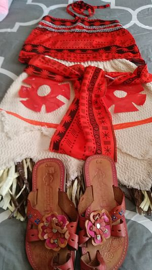 MOANA COSTUME for Sale in Houston, TX