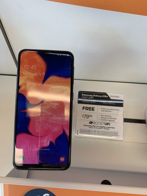 Samsung Galaxy A10e bogo when you switch for Sale in Fort Worth, TX