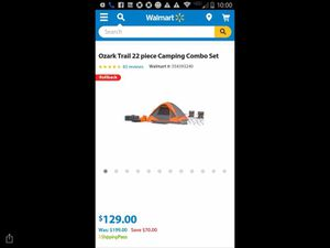 Camping tent for Sale in North Olmsted, OH