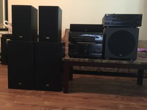 Professional audio and home theater system for Sale in Alexandria, VA
