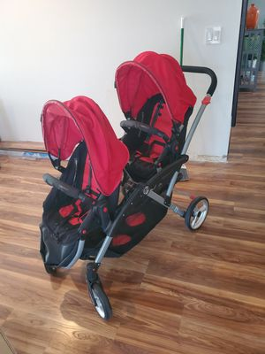 Double stroller Options LT brand for Sale in Belle Isle, FL