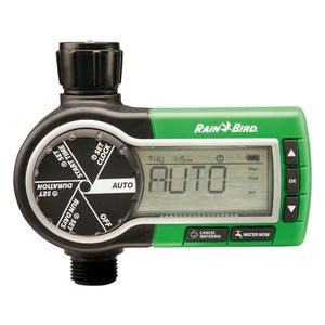 Rain Bird 1ZEHTMR Professional Grade Electronic Digital Hose End Timer/Controller, One Zone/Station, Battery Operated for Sale in Temple, GA