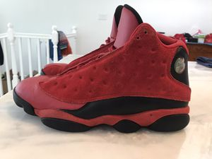 Jordan 13s what is love / Chinese singles day size 11 for Sale in San Lorenzo, CA
