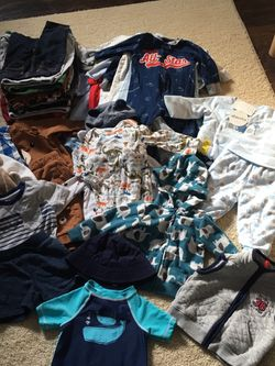 Baby Boy Clothes 6/9 Months for Sale in Vancouver,  WA