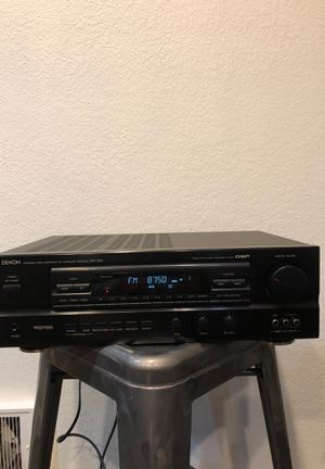 Audio receiver for Sale in Snohomish, WA