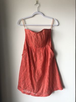 Lace Strapless Dress by Fossil for Sale in New York, NY