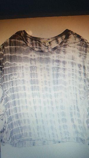 Miami purple fringe shirt size l for Sale in Wilmington, NC