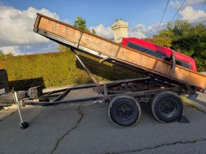 Flat bed trailer for Sale in San Diego, CA