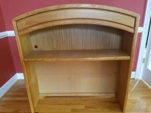 Oak shelf for Sale in Charlottesville, VA