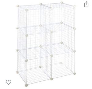 Stackable storage shelf for Sale in Washington, DC