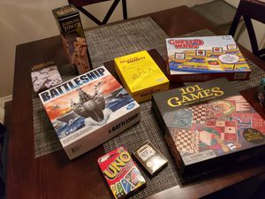 Games and puzzle for Sale in Hemet, CA