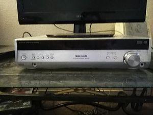Panasonic Av control multi channel surround system, 15' Orion 600 watt speaker and 600 watt car amp planet audio and 2 Fisher House speakers for Sale in Fresno, CA