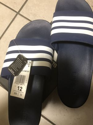 Adidas Adilette comfort slides Size 12 for Sale in Queens, NY