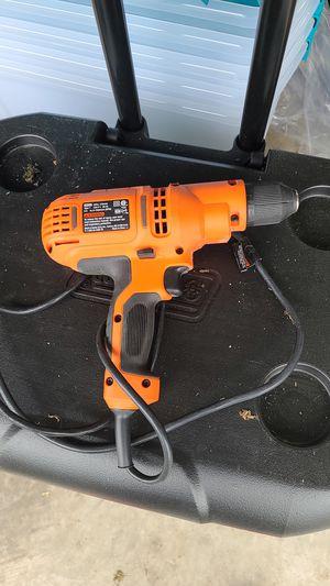 Black and Decker Drill for Sale in Bossier City, LA