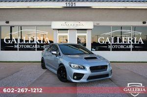 2016 Subaru WRX STI for Sale in Scottsdale, AZ