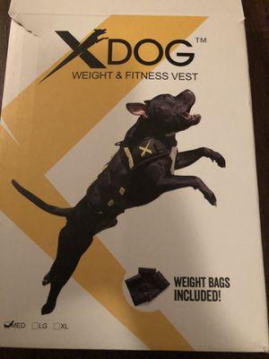 XDog Weight Vest Medium for Sale in Falls Church, VA