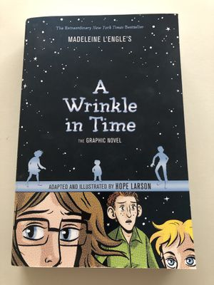 A Wrinkle in Time - Graphic Novel for Sale in Ashburn, VA