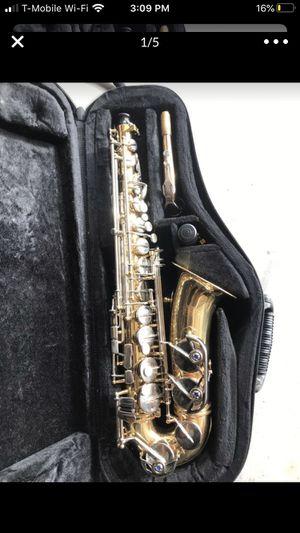 Jupiter Carnegie Xl alto saxophone w/ Selmer C* mouthpiece for Sale in San Diego, CA