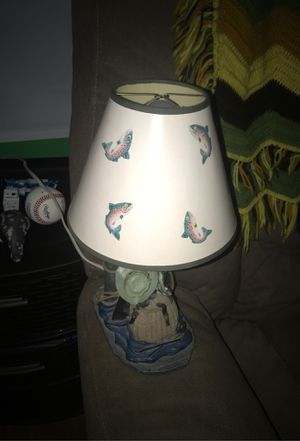 Fishing lamp for Sale in Greensboro, NC