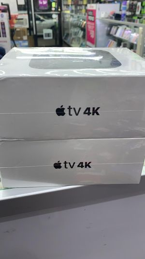 Apple TV 4K Brand New Sealed with 1 Year Warranty for Sale in The Bronx, NY