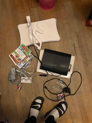 PS3,WII + guitar+ pad bundle, GAMEBOY for Sale in Worcester, MA
