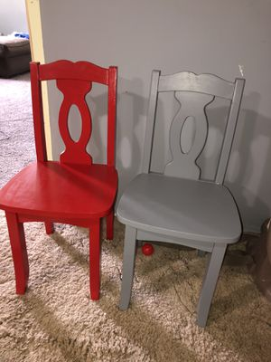 Toddler/Kids Chairs for Sale in Linthicum Heights, MD
