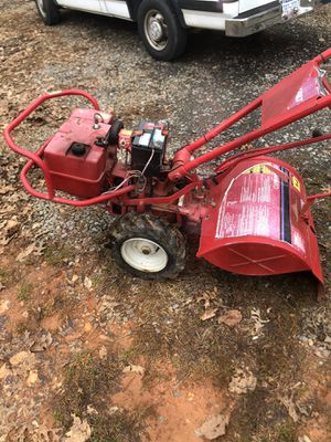 Troy bilt tiler for Sale in King, NC