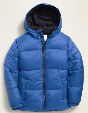 Brand new snow/puffer jacket size XL(14/16) for Sale in Whittier, CA