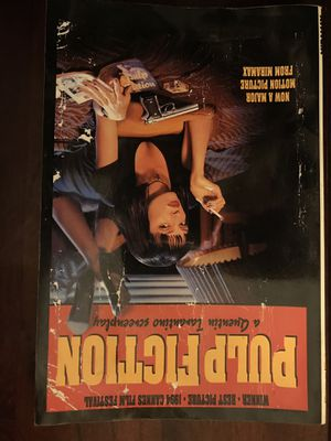 PULP FICTION SCRIPT/BOOK for Sale in Los Angeles, CA