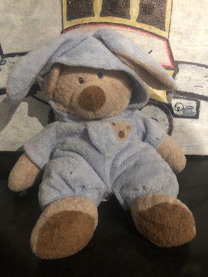 Stuffed bear in bunny hoody for Sale in Los Angeles, CA