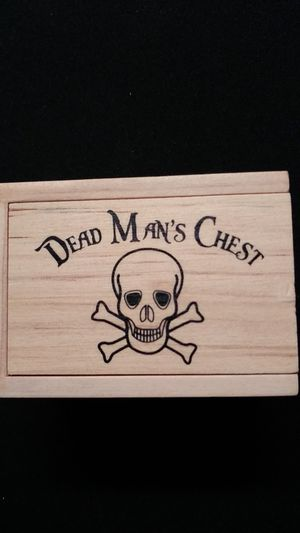 Dead Man's Chest (2015) game for Sale in Cedar Falls, IA