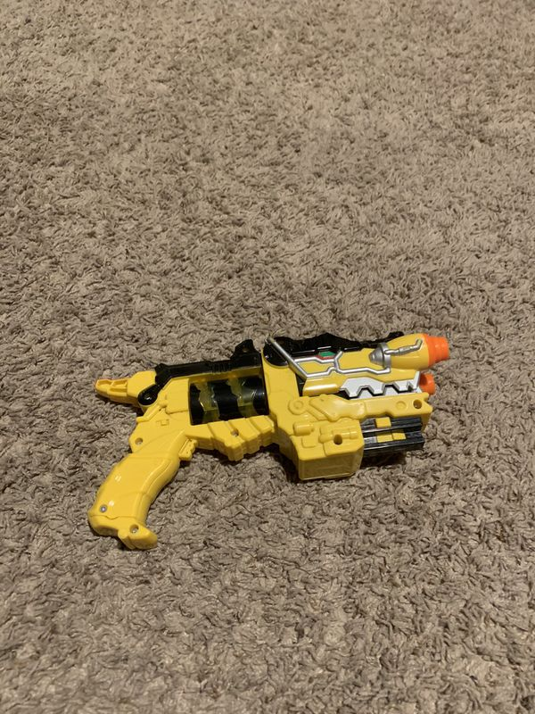 Power rangers Dino charge toys