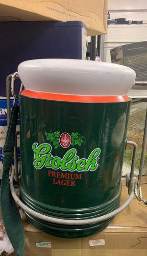 Vintage Grolsch beer cooler for Sale in Hattiesburg, MS