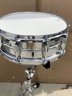 1960's Ludwig 5 X 14 Supraphonic Snare Drum for Sale in Riverside,  CA
