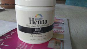 Rainbow henna black for Sale in Longwood, FL