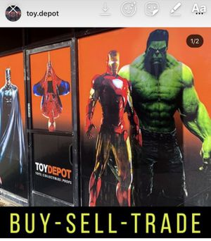 Collectibles, toys and props for Sale in Downey, CA