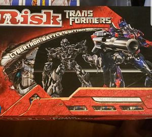 Risk transformers edition for Sale in Federal Way, WA