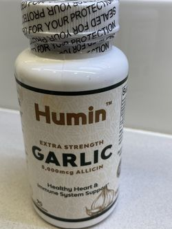 NEW Garlic Supplement SEALED for Sale in Seattle,  WA