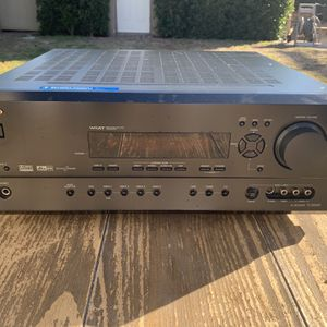 Onkyo TX-SR600 6.1 Ch 120w WRAT Dolby Digital Surround Sound Receiver - Tested for Sale in Beverly Hills, CA