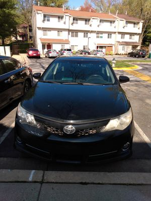 2014 Toyota Camry SE Black for Sale in Silver Spring, MD