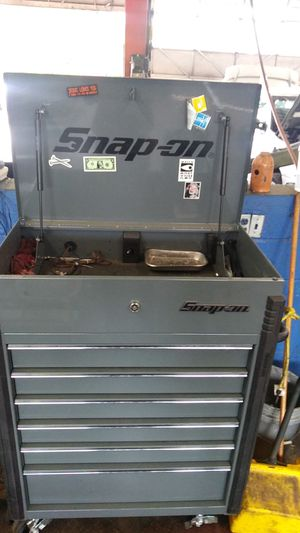 Snap on starter box and Snap on tools. for Sale in Columbus, OH