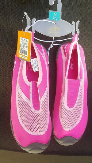 2/3 Champion water shoes for Sale in Maywood, CA