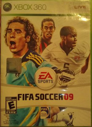 FIFA 09 XBOX 360 CIB Tested for Sale in Colorado Springs, CO