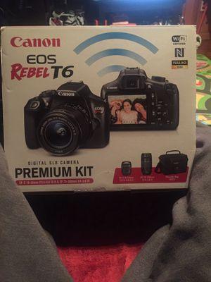 Canon camera for Sale in Detroit, MI