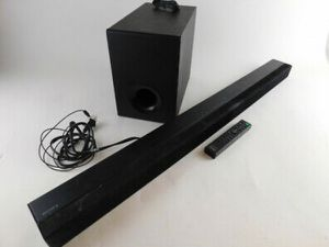 Sony sound bar with subwoofers for Sale in Portland, OR