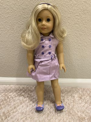 American Girl Doll Travel In Style Outfit for Sale in Granite Bay, CA