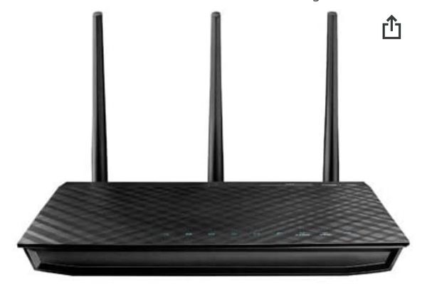 ASUS RT-N66U Dual-Band Wireless-N900 Gigabit Router ASUS RT-N66U Dual-Band Wireless-N900 Gigabit Router