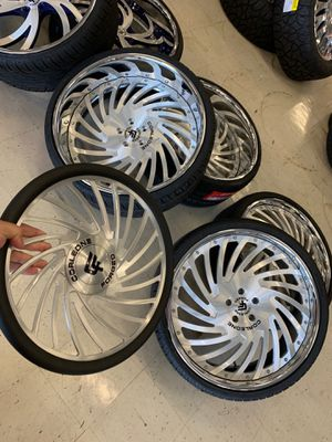 Corleone Forged - Custom Forged Wheels | Built In House for Sale in Voss, TX