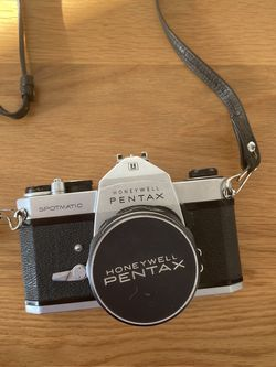 Honeywell Pentax Spotmatic 35mm Film Camera for Sale in San Francisco,  CA