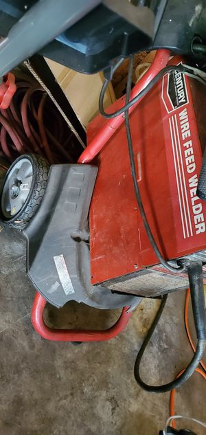 Century mig welder for Sale in Dearborn, MI